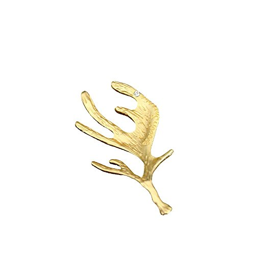 Acxico Golden Hairpin Crystal Decoration product image