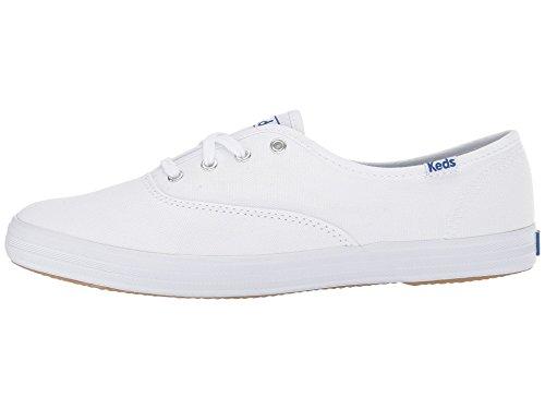 Origineel Kampioene Canvas Sneakers Wit / Canvas Van Keds-dames