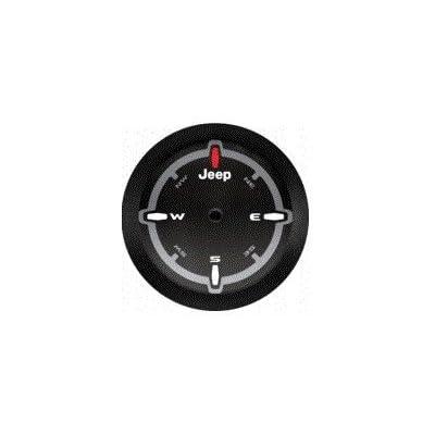 Jeep 82215446 2020 Wrangler Spare Tire Cover - Compass Logo: Automotive