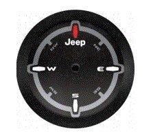 82215446 2018 Jeep Wrangler Logo cubierta de la rueda de repuesto –  Brú jula Mopar