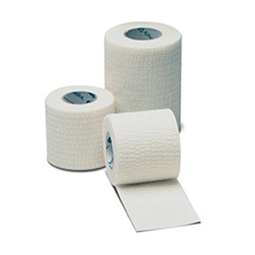 WP000-64730000 64730000 Tape Pro's Choice Athletic LF Elastic 3''x7.5yd White 16 Per Case # 64730000 From Hartmann USA by Hartmann USA