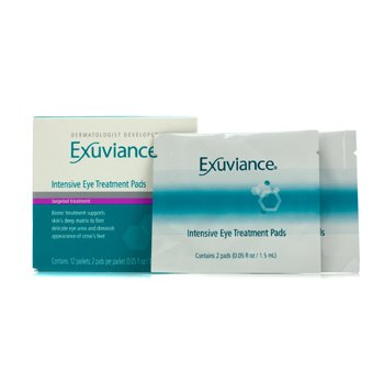 Exuviance Intensive Eye Treatment Pads - 12 Applications