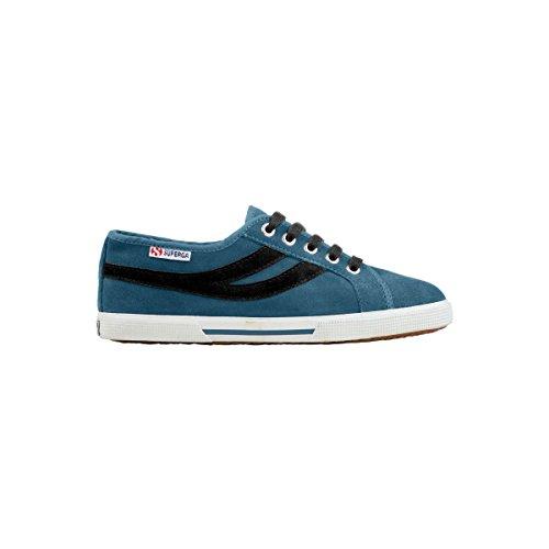 Sneakers - 2951-sueu Pavone-Black