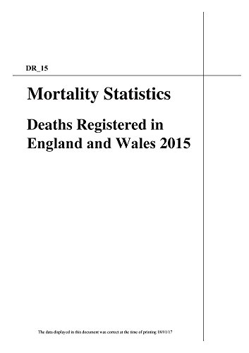 Mortality Statistics: Deaths Registered in England and Wales in 2015 (Deaths Registered In England And Wales 2015)