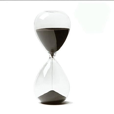 Compra Meng El Clásico Blanco Y Negro Reloj De Arena 153060120