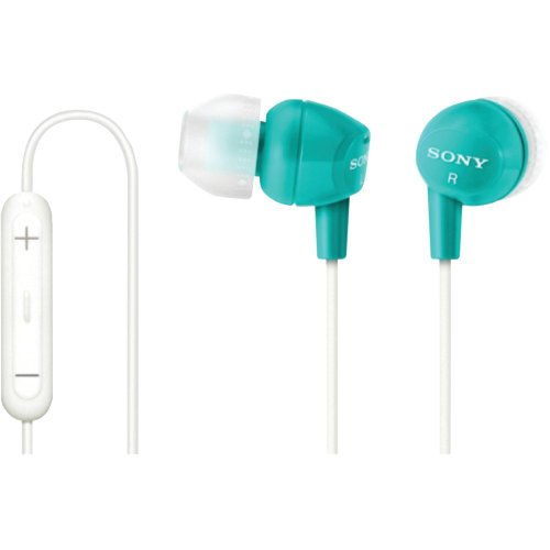 Sony DREX12IP BLU Earbuds Remote product image