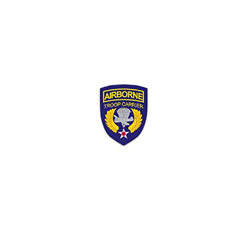 440th Troop Carrier Group Airborne United States Operations Unit military badge emblem for Audi A3 BMW VW Golf GTI Mercedes (5x7cm) - Sticker Wall Decoration