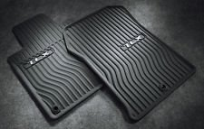- 2015 ACURA TLX OEM ALL SEASON FLOOR MATS BLACK (ALL WHEEL DRIVE ONLY)
