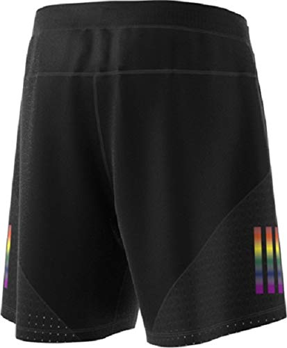 adidas Own The Run Short, Black, Large