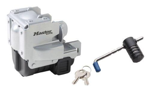 Master Coupler/Latch Locks Heavy Duty Lock 3784DAT ()