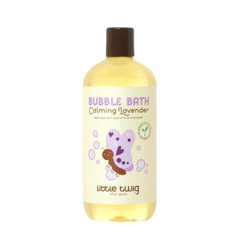 Little Twig Baby Bubble Bath, Lavender, 17 Fluid Ounce by Little Twig
