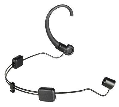 Audio-Technica AT8464 Dual Ear Mount for Microset Headworn Mics (Dual Ear Microphone Mount)