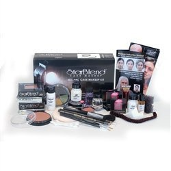 Mehron All-Pro StarBlend Cake Kit - Medium for $<!--$99.88-->