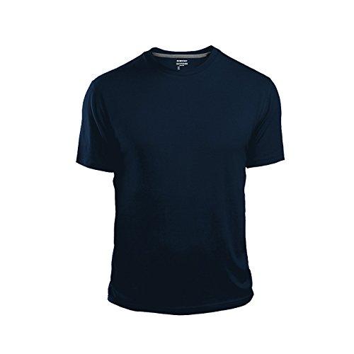 discount GAP Men's Crew Neck Cotton T Shirt Everyday Quotidien Solid Color