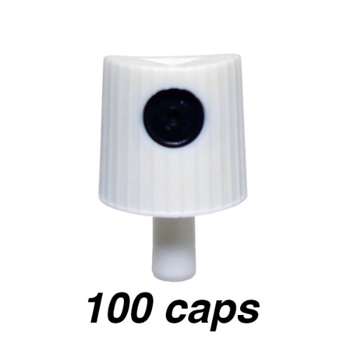 Paint Cap (Graffiti Spray Paint Caps New York Fat Cap 100 Pack)