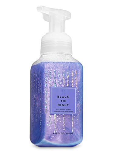 Bath Body Works Shimmer Luxe Hand Soap Black Tie Night ()