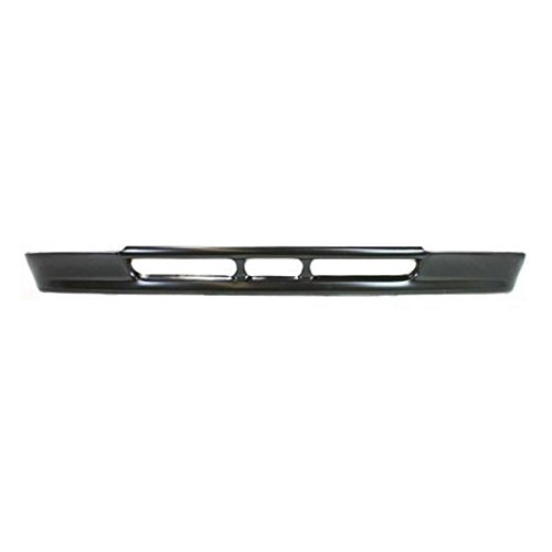 Partomotive For 92-95 Toyota Pickup Truck Front Lower Valance Air Dam Deflector Apron Black