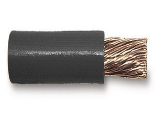6Ga Stx Black Battery Cable 125C Xlpe Cross-Link 133 / 27 -100 Feet by AYT
