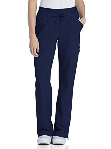 - Urbane Performance 9324 Quick Cool Knit Waist Cargo Jogger Scrub Pant Navy M