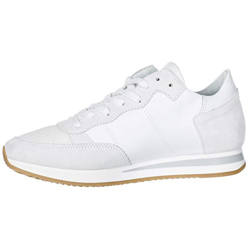 Bianco Model Philippe Donna Sneakers Tropez qxfwwASp