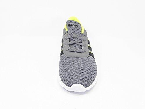 adidas Lite Racer, Zapatillas de Gimnasia Unisex Adulto Gris (Grey Three F17/core Black/solar Yellow)