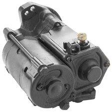 Spyke 1.4kw Starter Motor - Wrinkle Black 404410