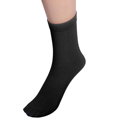 Livoty Fashion socks,Men Cotton Socks Warm Winter (Black)