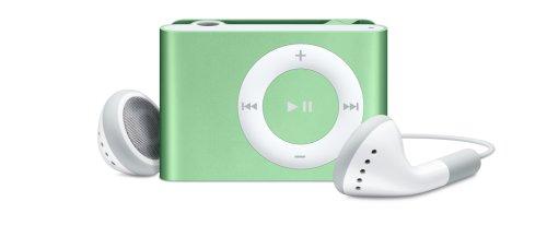 Apple iPod shuffle 1 GB Green