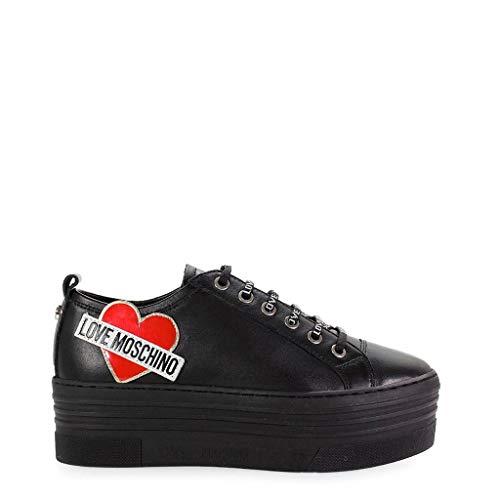 Sneackers Nero Nero Love Ja15056g16ib0000 Moschino Ja15056g16ib0000 Moschino Moschino Love Sneackers Love Sneackers Nero Ja15056g16ib0000 8qw87CH