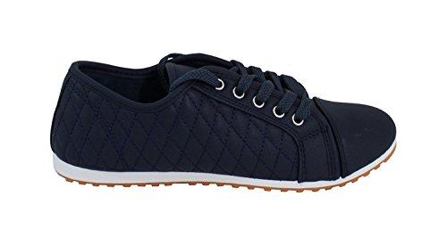Matelassé Femme Plate By Basket Cuir Style Shoes X8qxwSOa