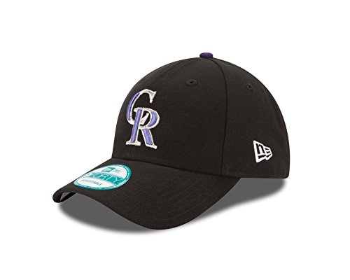 (New Era MLB Home The League Colorado Rockies Game 9Forty Adjustable Cap)