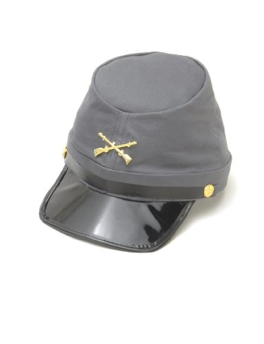 War Accessories American Civil (Forum Novelties Civil War Kepi Hat Costume Accessory)