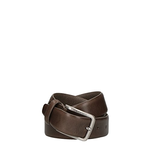 Piquadro belt 35mm brown