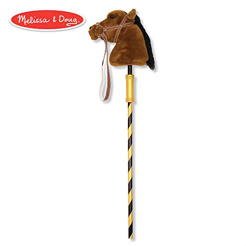 Melissa & Doug Gallop-n-Go Stick Pony With Sound Effects from Melissa & Doug