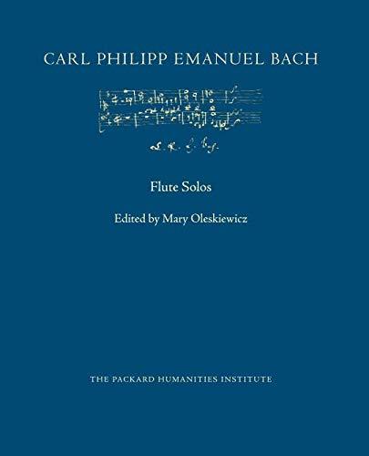Flute Solos (CPEB:CW Offprints)