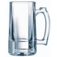 - Cardinal International Elemental Beer Mug, 10 Ounce - 12 per case.