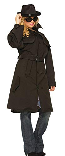 (Forum Novelties Women's The Flasher Female Costume, Multi,)