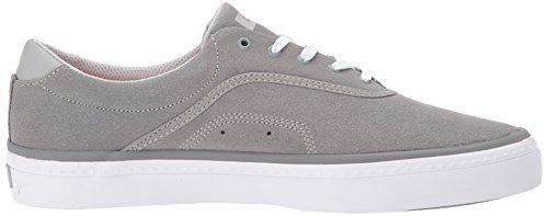 Der Sproß-Skate-Schuh der Kugel-Männer Grau weiß