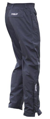 Pro-Quip Men's Aquastorm Waterproof Trouser Fly-Zip - Navy, Medium 31 Inch...