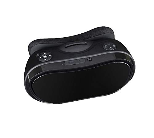 Techcomm Osiris 16gb All In One 3d Vr Headset With 5 Inch
