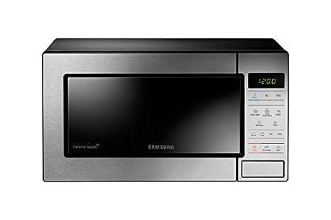 Samsung ME83M Encimera 23 L 800 W Acero inoxidable ...