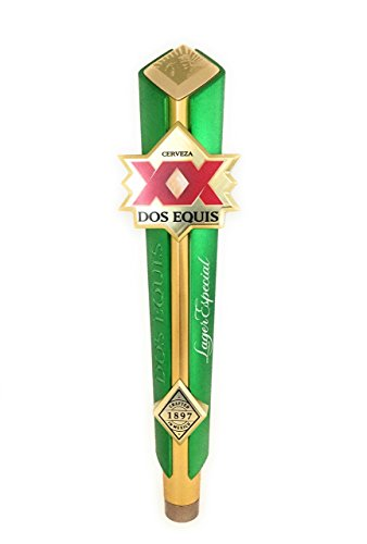 Lager Tap - Dos Equis Lager Especial Tap Handle, New Style