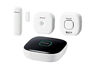 Amazon.com: Panasonic kx-hn6011spw – Home Security Kit Plus ...