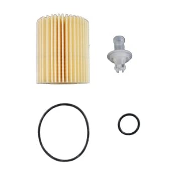 Toyota Genuine Parts 04152-YZZA5 Replaceable Oil Filter Element