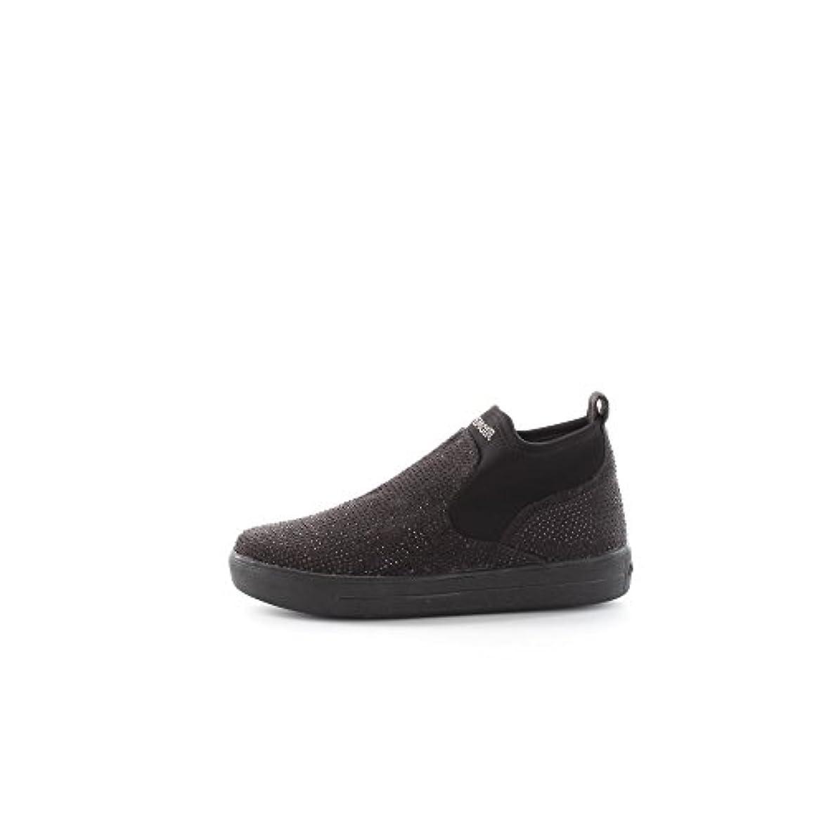 Cafènoir Ndb925 Sneaker Tronchetto Con Microstrass E Lycra