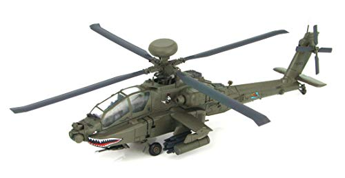 Hobby Master 1201 AH-64D 8th Bn 229th Aviation Rgt US Army 1/72 Scale Model ()