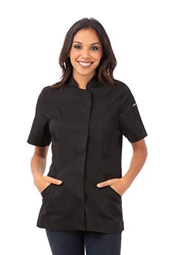 Chef Works Women's Roxby Chef Coat