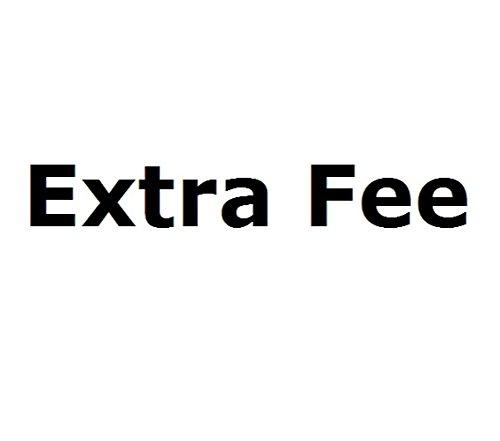 Fee Soireelady or Shipping for Customization Extra PxSz5
