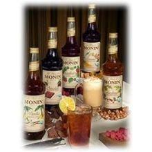 Monin Organic Caramel Flavor Syrup, 750 Milliliter - 6 per case.