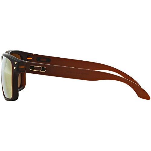 Matte Rootbeer sol nbsp;Full hombre Rim sol de Oakley 0oo9244 rectangular Marrón gafas vdwxfPPqR